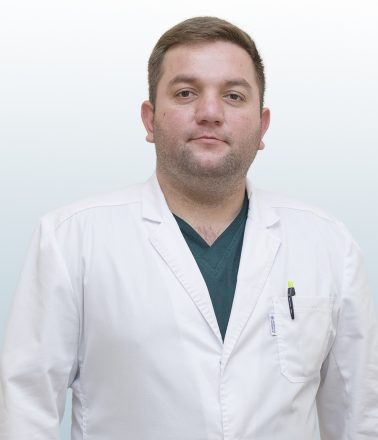 Чауш Руслан Абдуллоевич