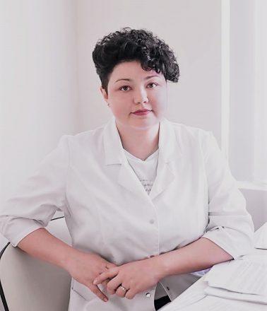 Танеева Алия Шавкатовна